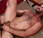 Hairy Daddy Loves To Get His Ass Fucked 3