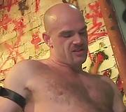 Mature Bear And Cute Stud Exchange Blowjobs 1