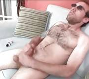 Horny Gay Bear Danzig Michaels Rubs His Dong 4